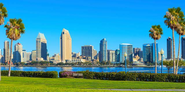 Find San Diego Hotels