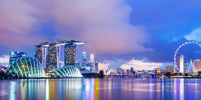 Plan your stay in Singapore