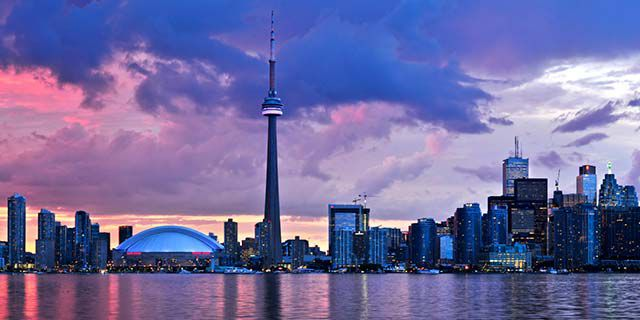 Find Toronto Hotels
