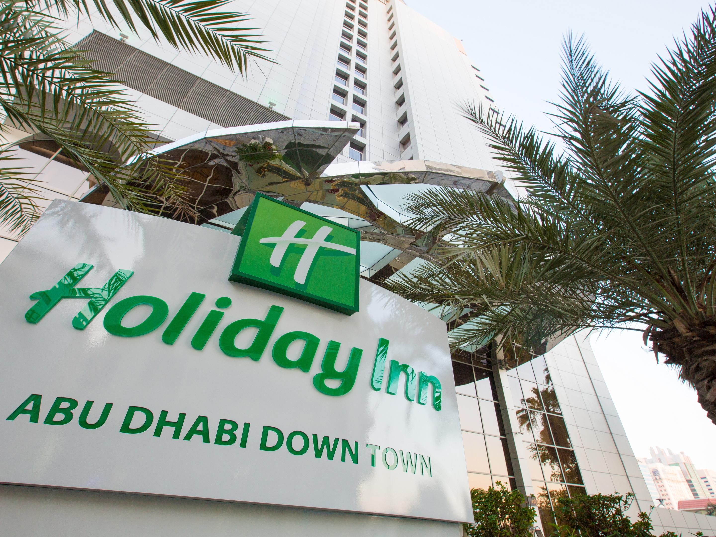 Holiday inn abu dhabi downtown hotel by ihg solutioingenieria Gallery