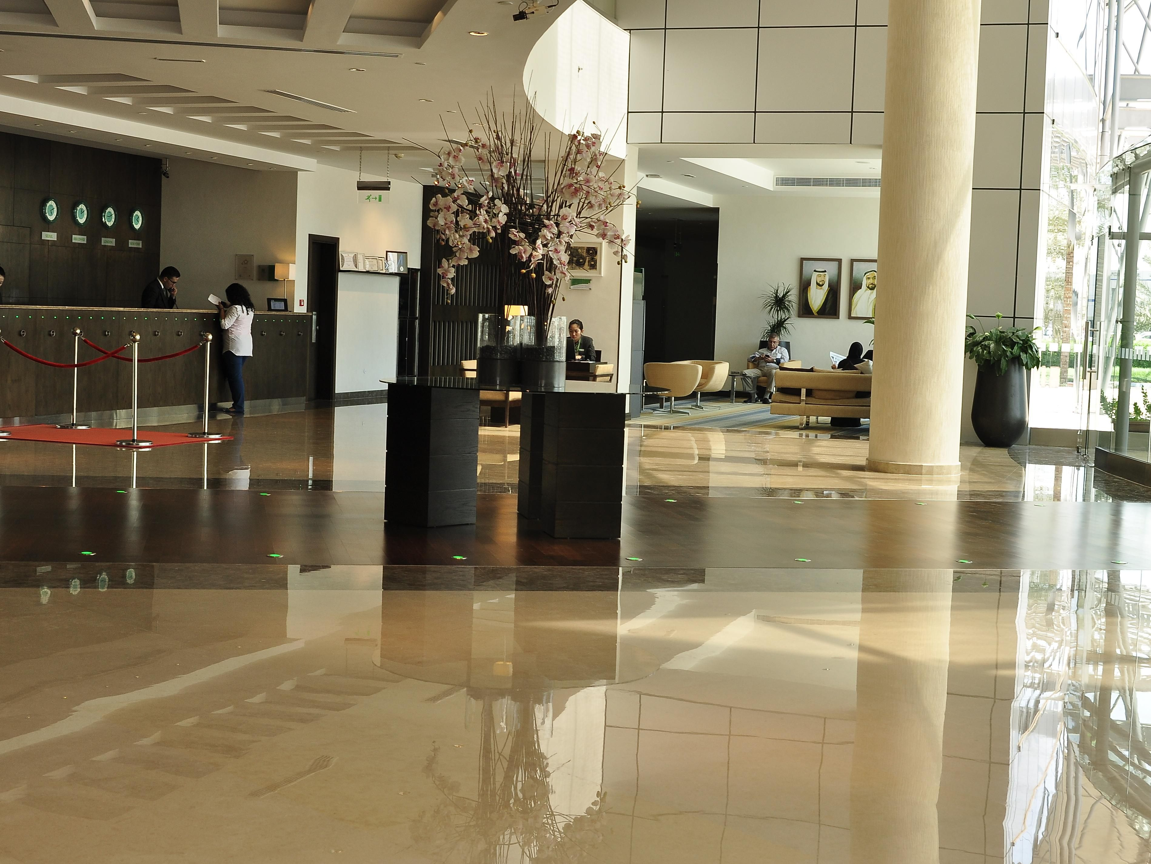 A warm welcome awaits you from the moment you step into our lobby