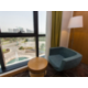 Our deluxe rooms oversee the beautiful city of Abu Dhabi
