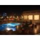 Swimming Pool Night View