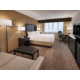 Enjoy extra space in a King Executive Room