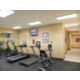 Enjoy a workout in our Fitness Center open 24 hours