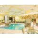 Our indoor pool is the perfect place to relax and have fun!