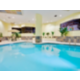 Take a dip in our heated indoor pool!