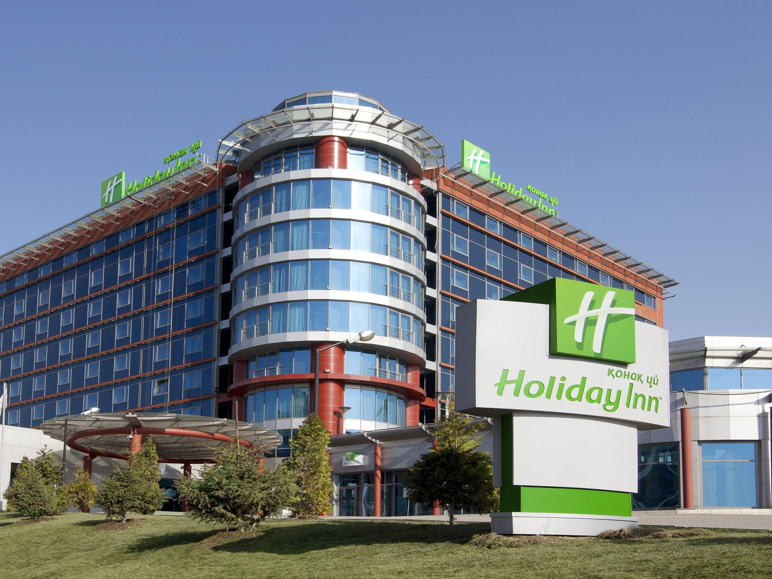 Holiday Inn Almaty Hotel Exterior