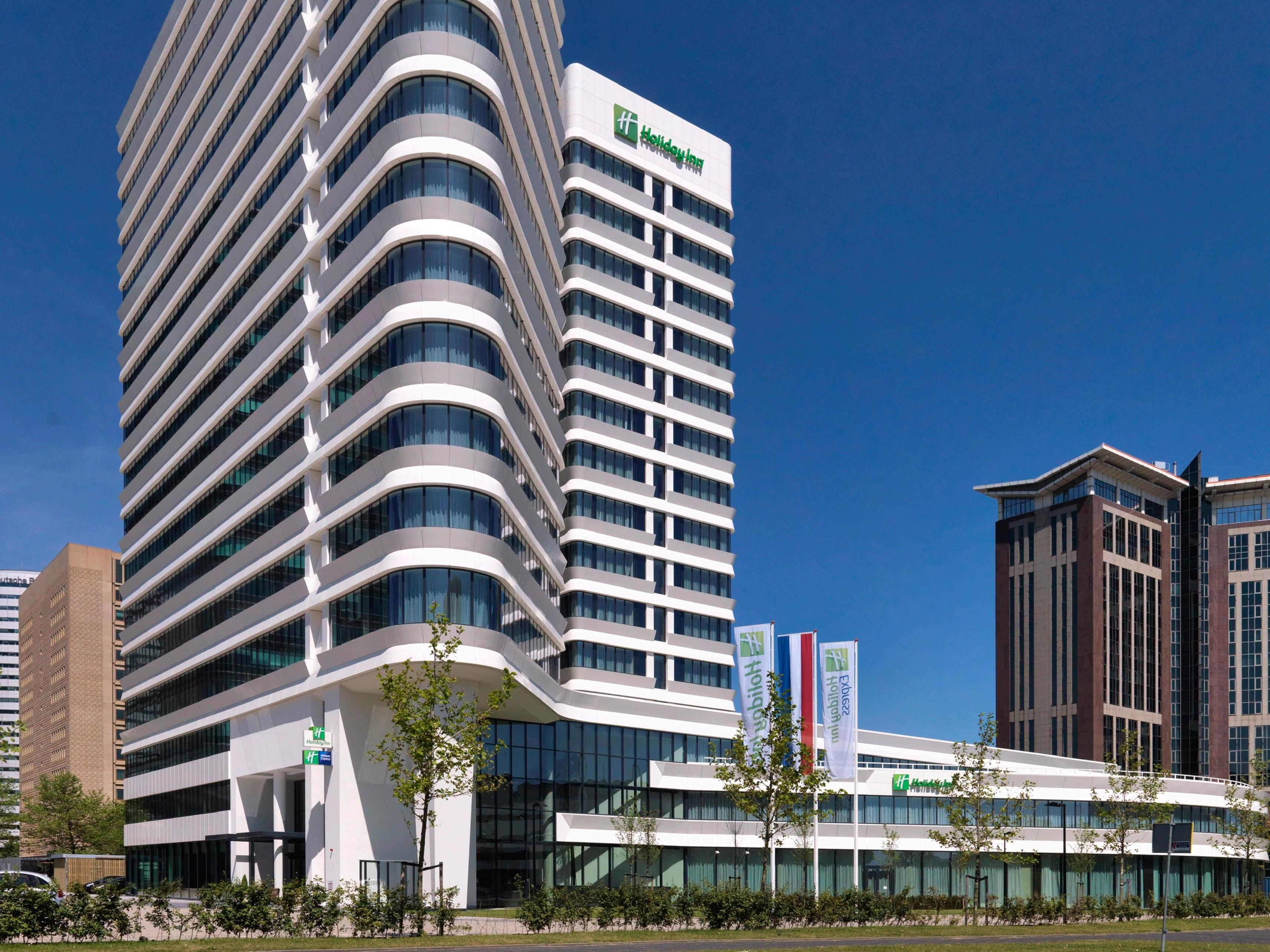 Welcome to our new Holiday Inn Amsterdam - Arena Towers.