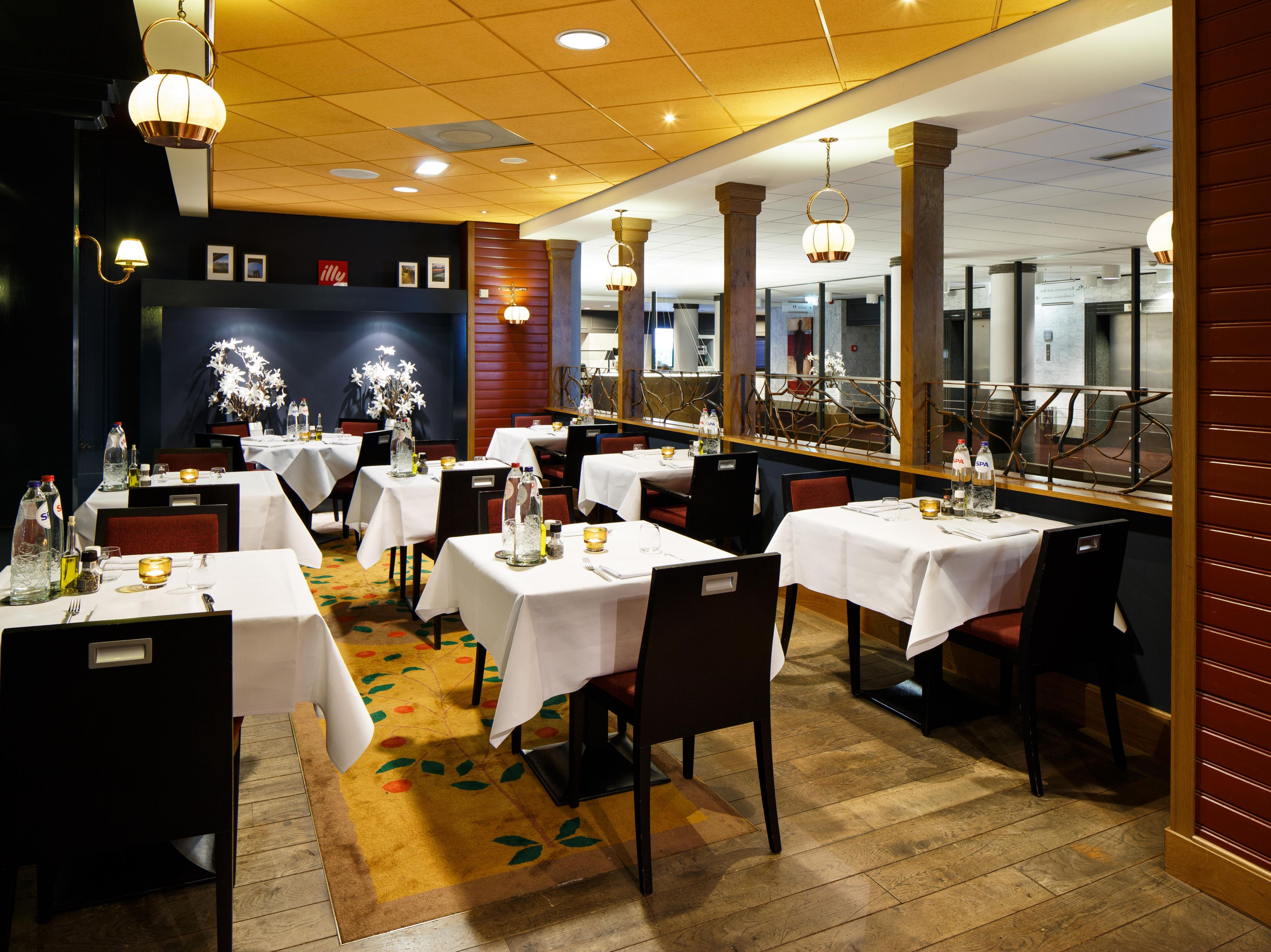 Café New Amsterdam culinary delights inspired by French cuisine