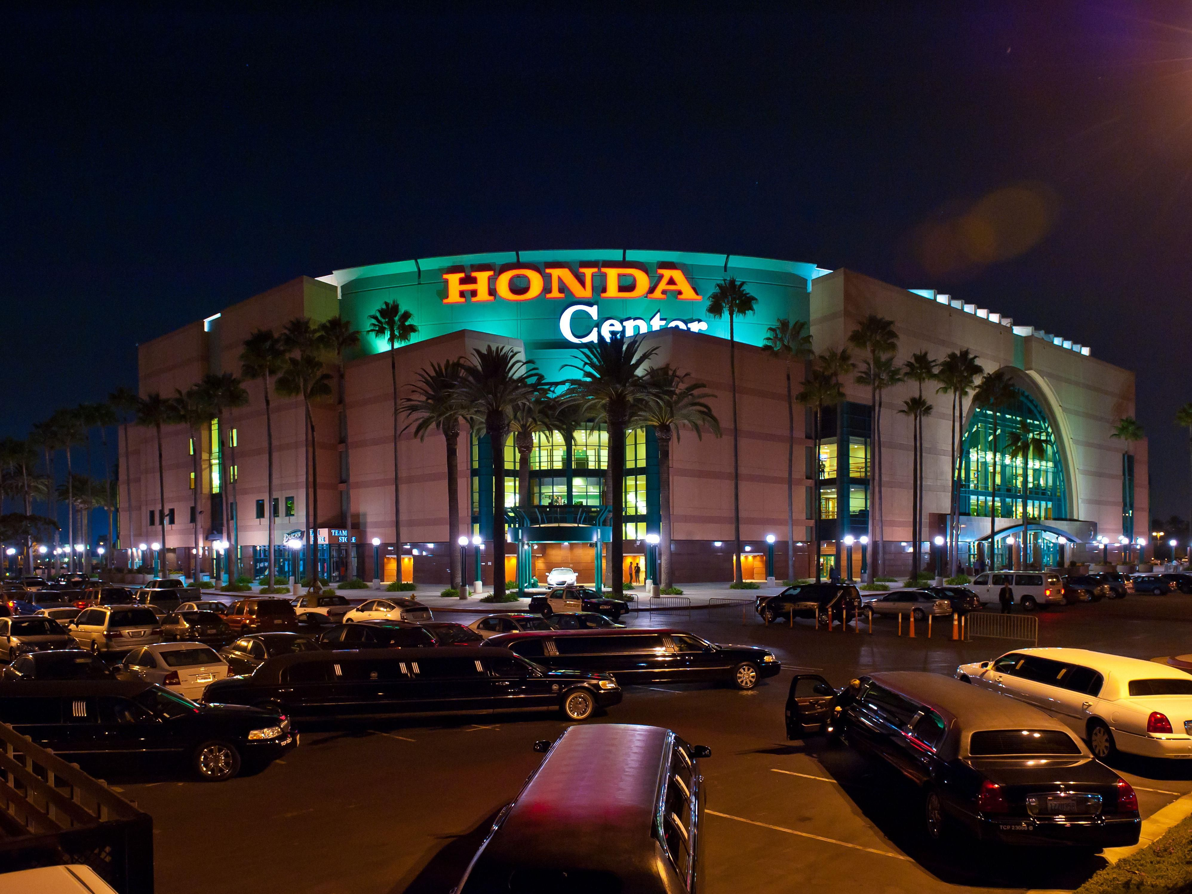 Honda Center home to great events, games and more