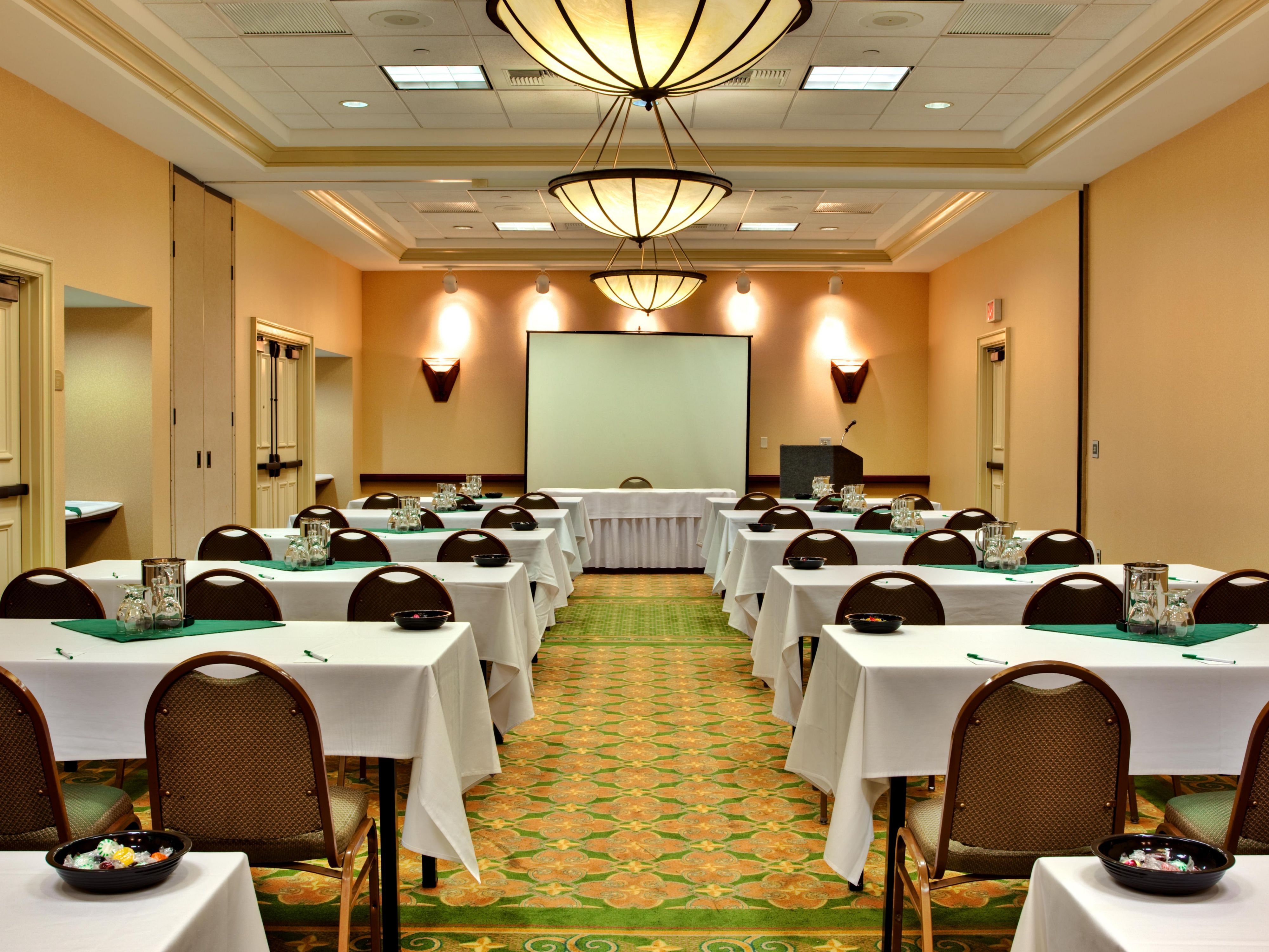 Pacifica Ballroom perfect for your meeting or reception