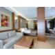 Relaxing King Nonsmoking Suite Living Room