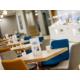 Open lobby dining