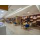 Open lobby retaurant