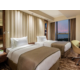 A relaxing sea view guest room