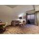 A relaxing guest room at Holiday Inn Antalya Lara