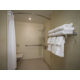 2 of our accessible rooms feature wheel chair accessible showers