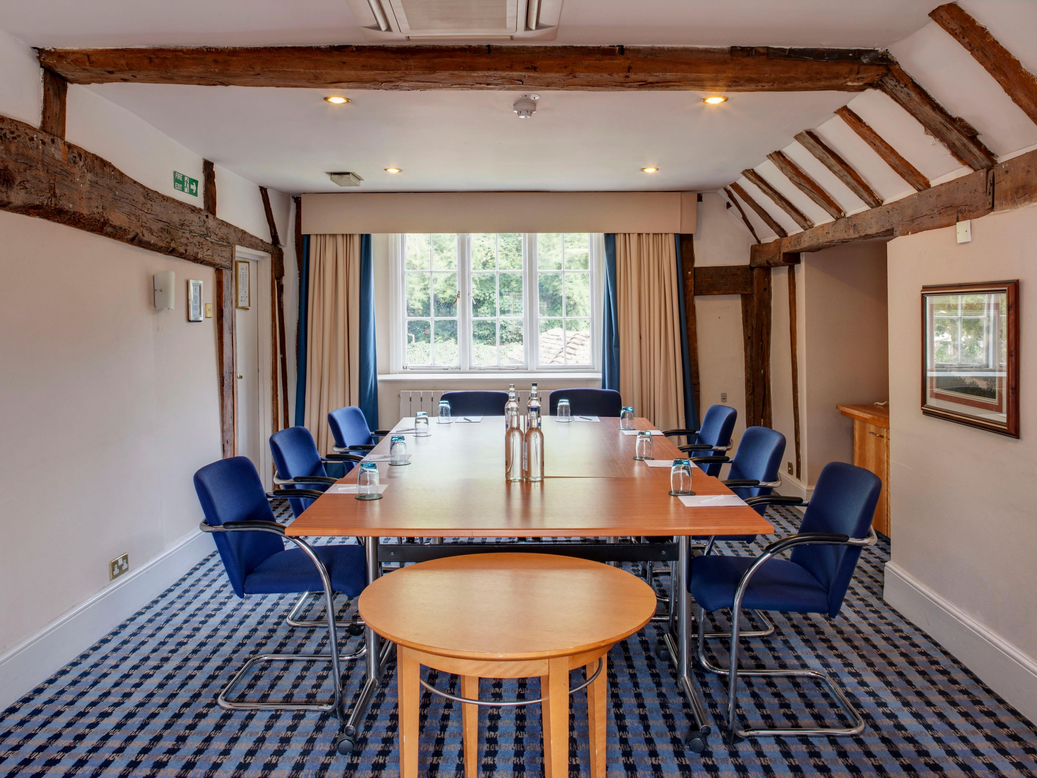 Chilham suite meeting