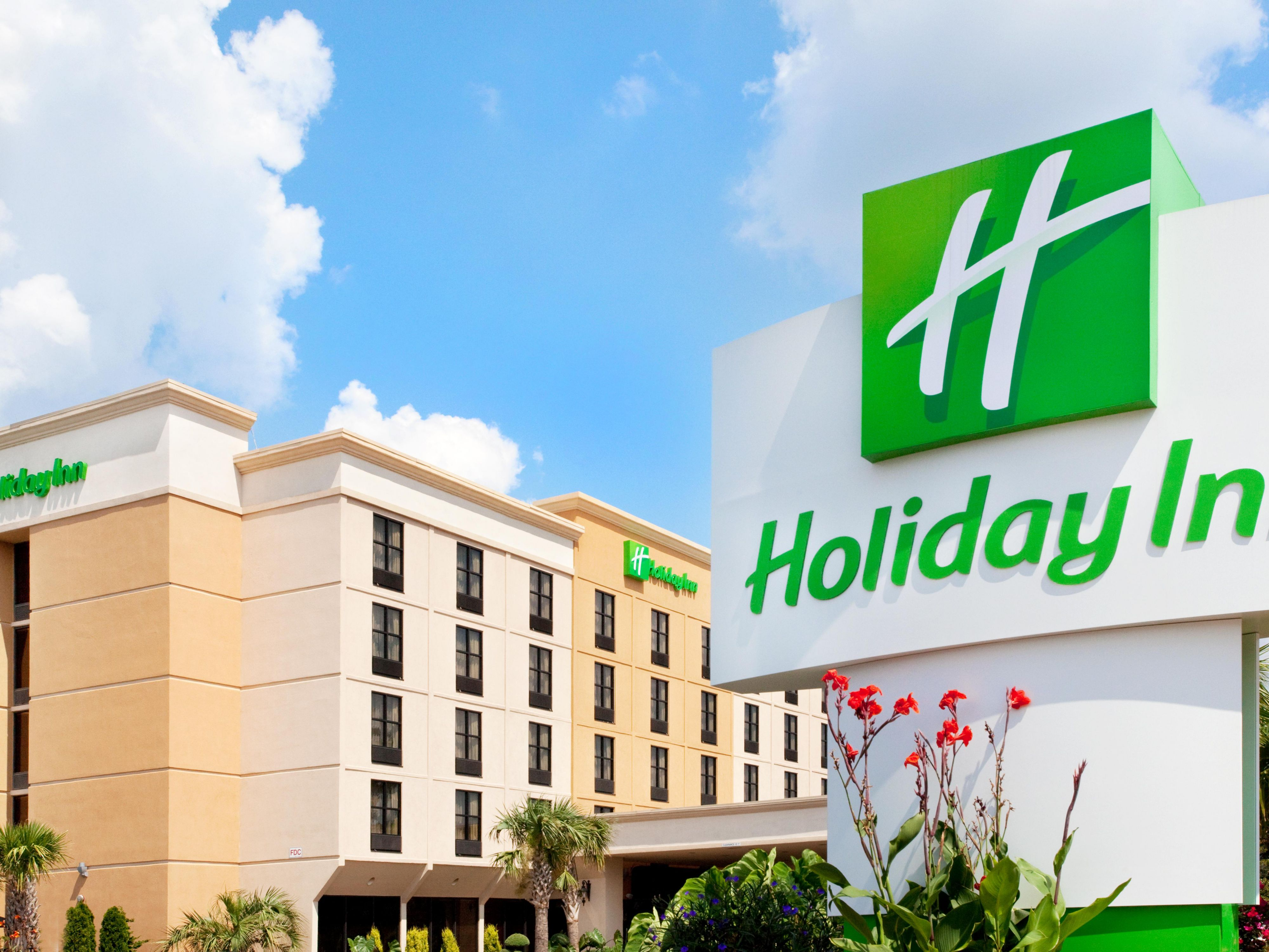 Welcome to the beautiful Holiday Inn Northlake
