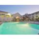 Pool. Whirlpool and Courtyard