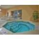 Whirlpool in full-service hotel