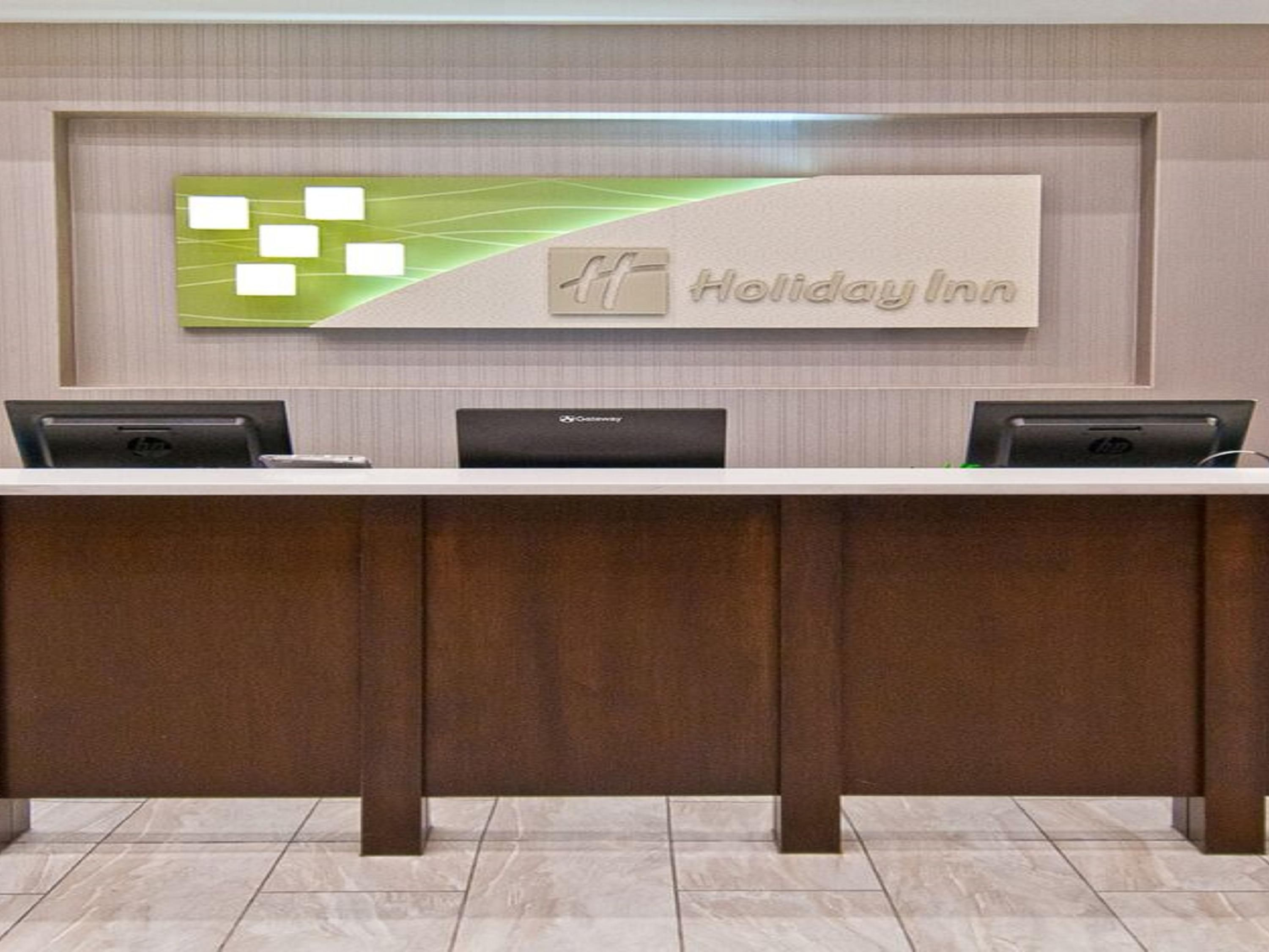 Welcome to the Holiday Inn Austin Airport Guest Services