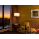 Enjoy a one-of-a-kind sunset over Austin Town Lake, from your room