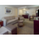 Newly updated West Tower Suite Room Holiday Inn Inner Harbor