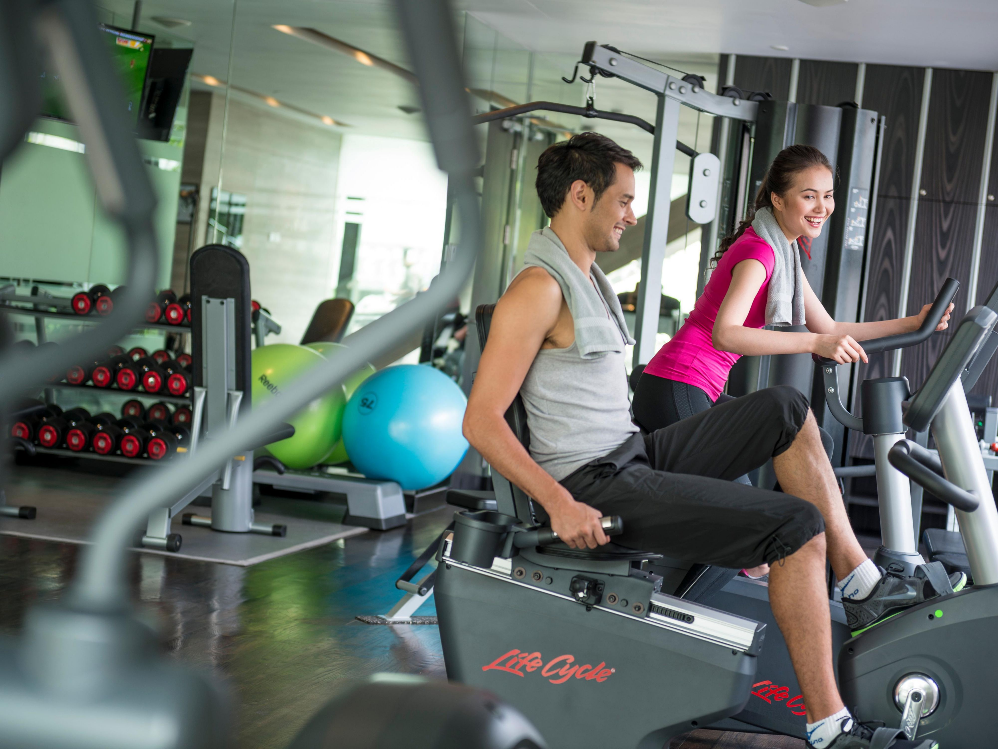 Holiday Inn Bangkok Sukhumvit  - Gym