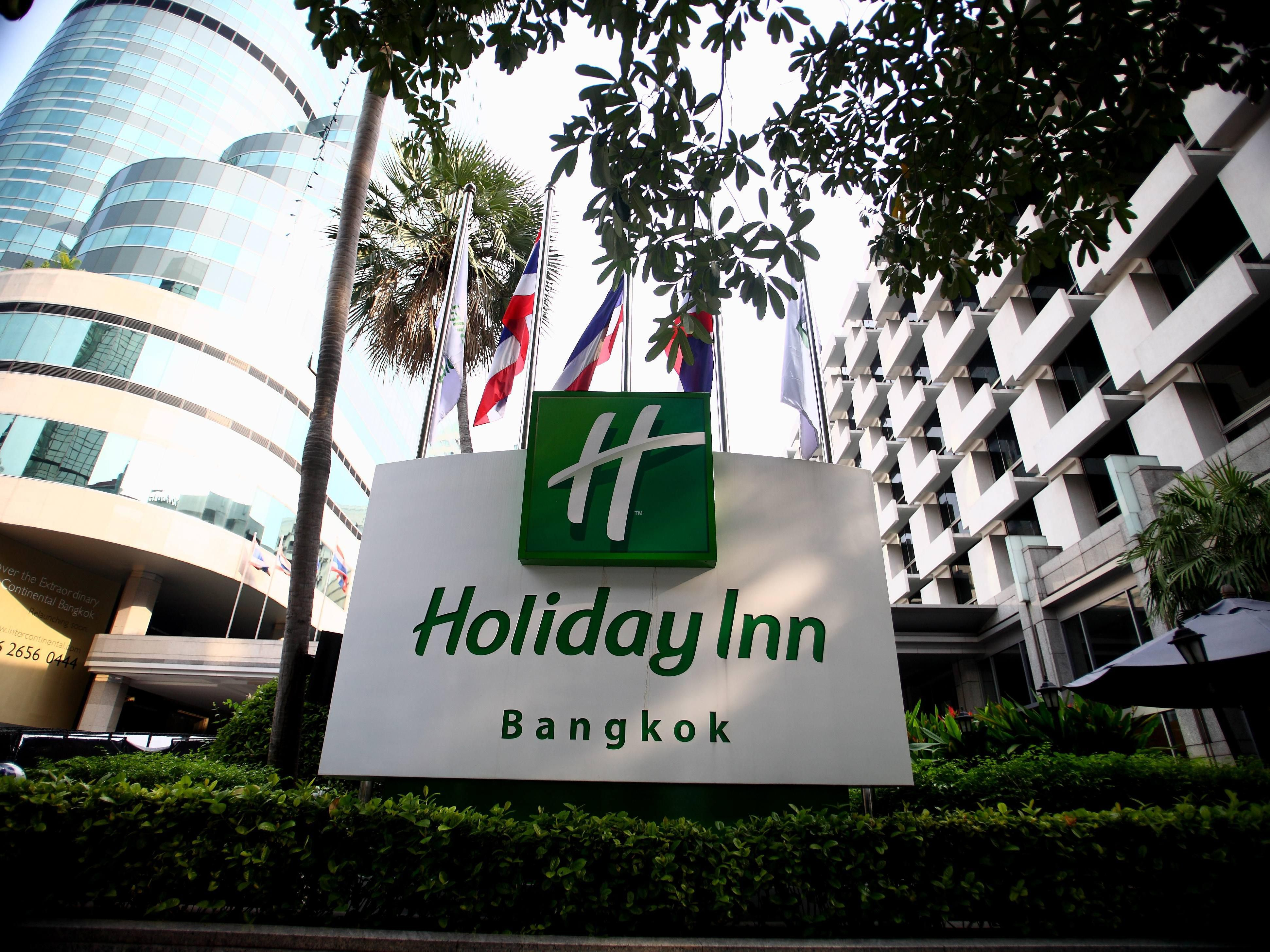 Holiday Inn Bangkok - Hotel Exterior