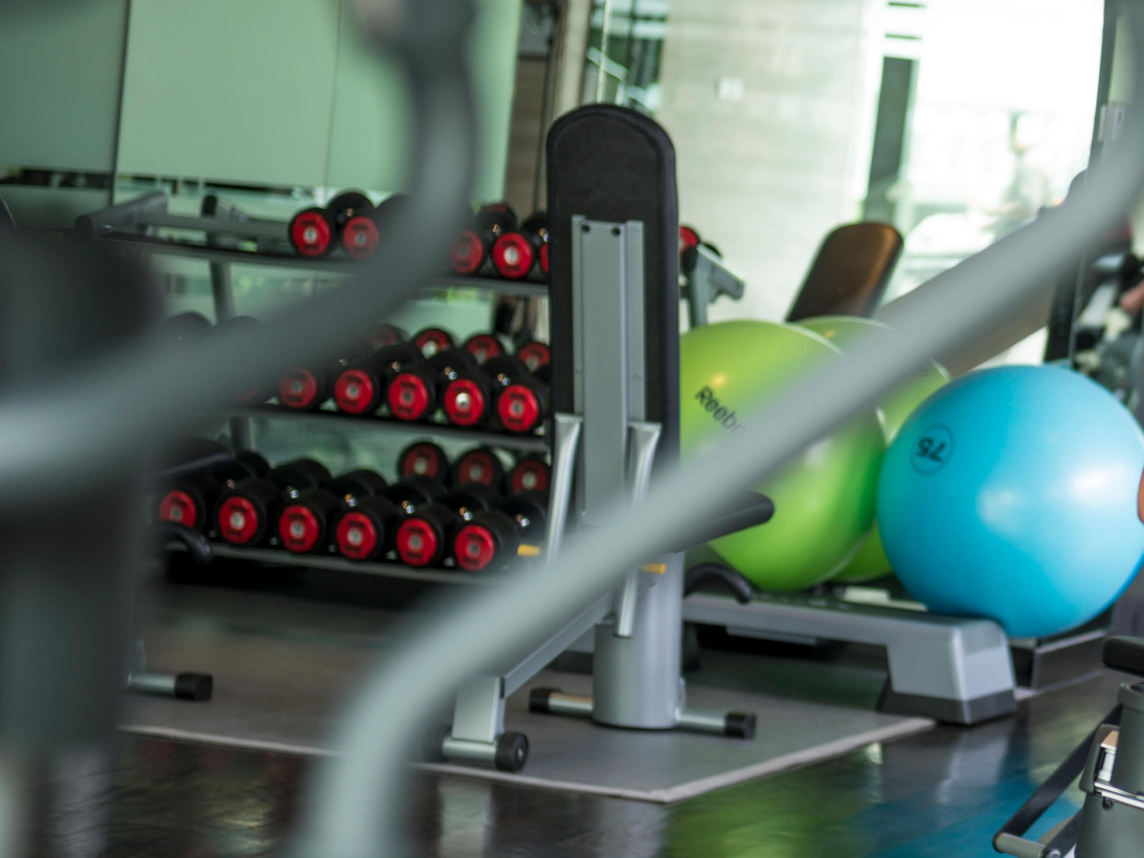 Holiday Inn Bangkok Sukhumvit  - Gym Facilities