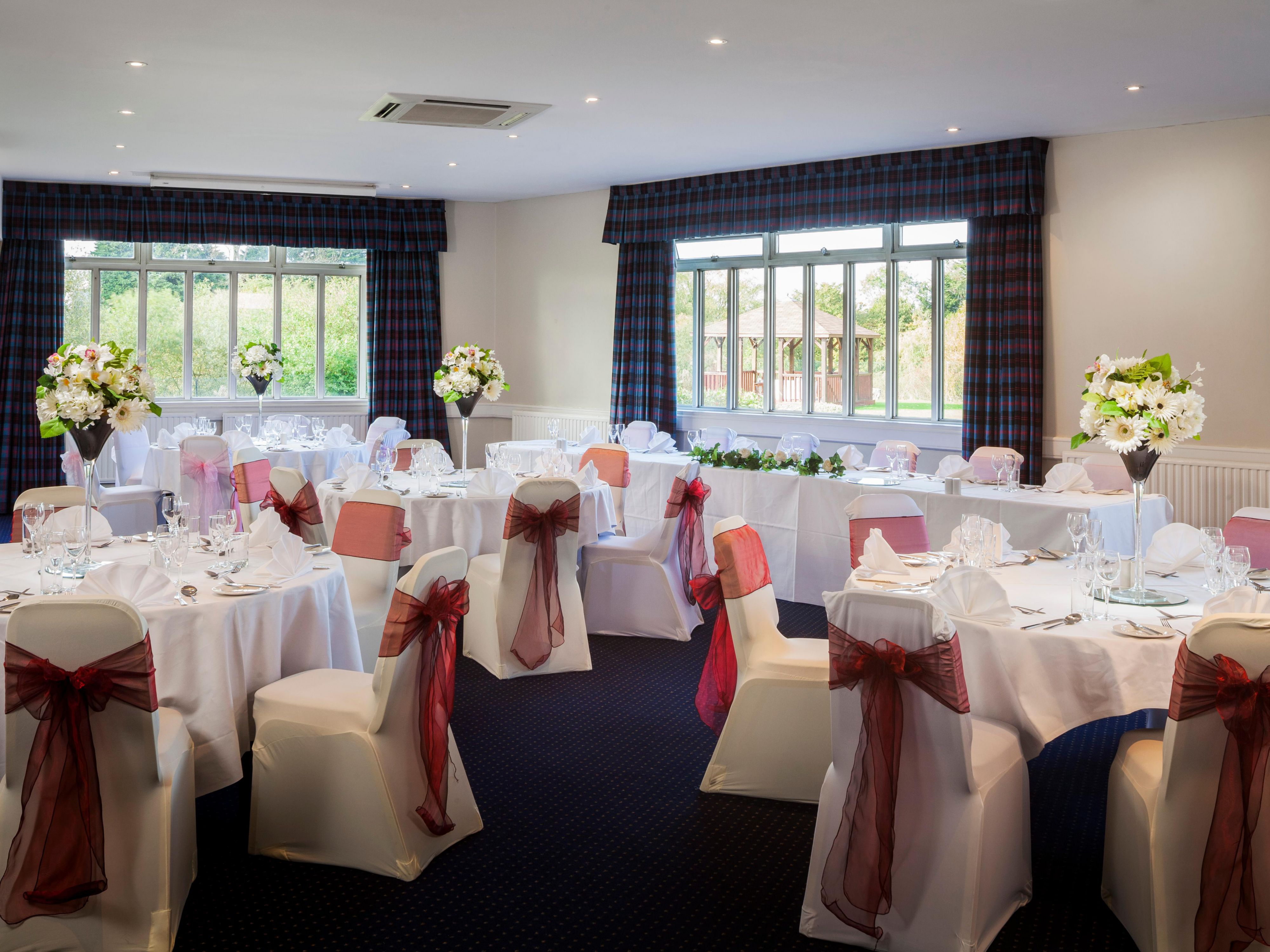We can cater for small or large functions