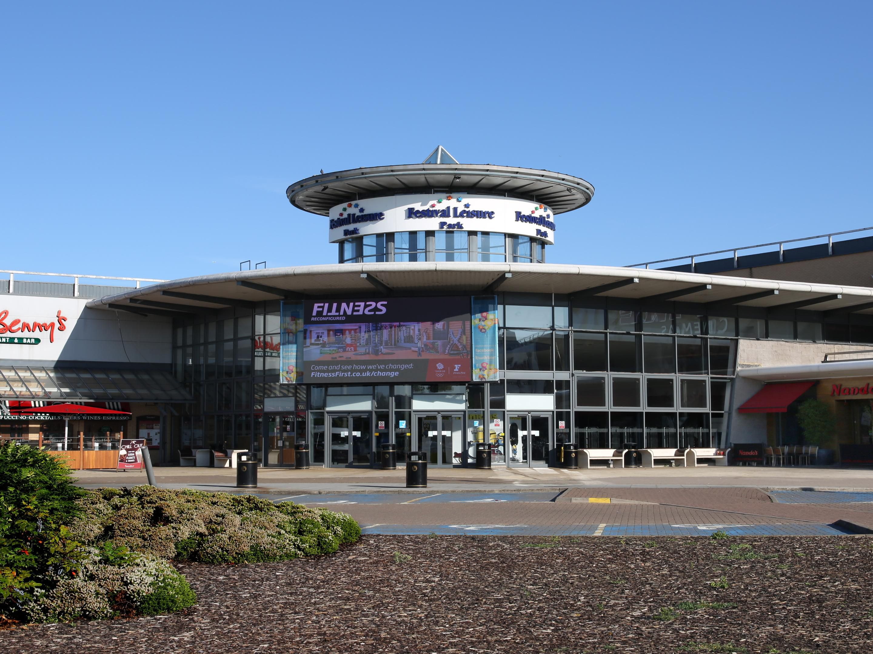Festival Leisure Park and IMAX Cinema