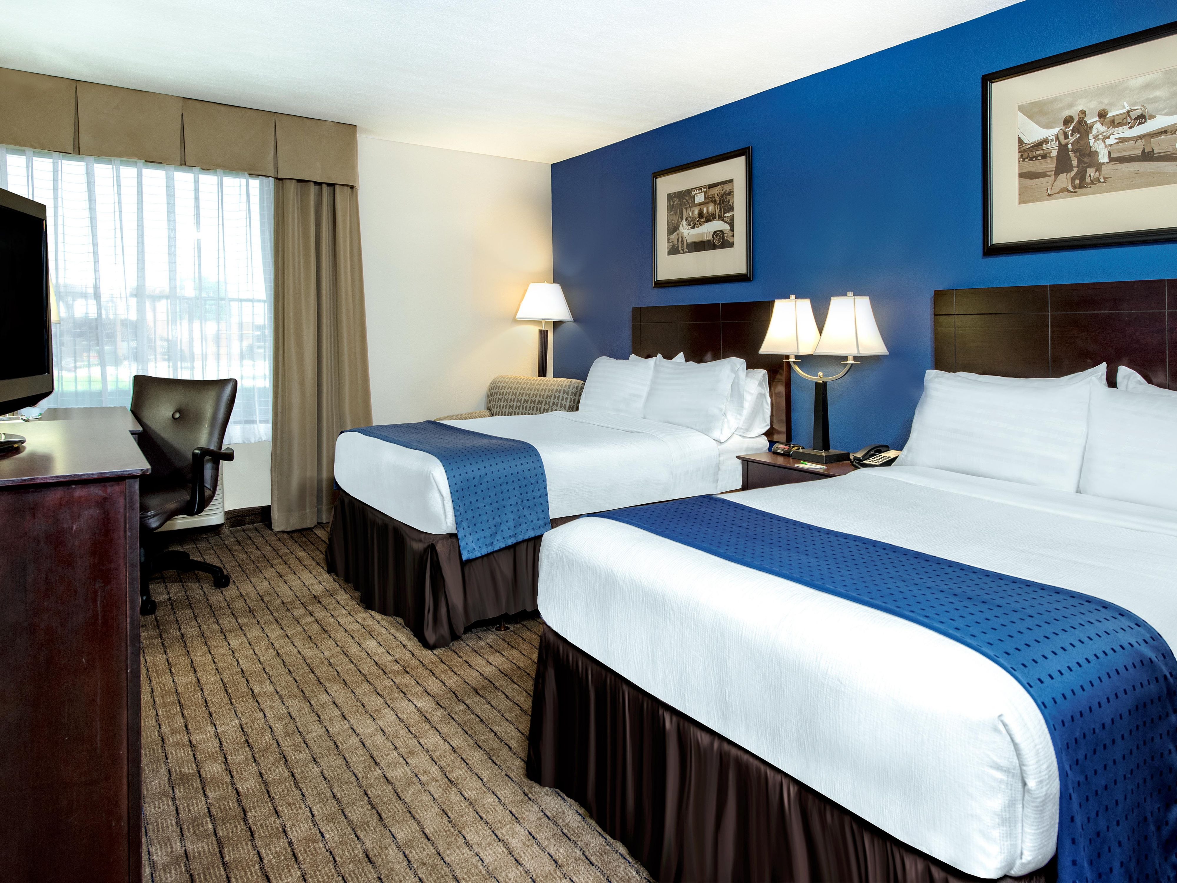 Two Queen Executive Guest Room