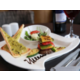 Enjoy a beautiful meal at the Oakwood Grill Restaurant