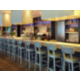 Bar-salon de l'Holiday Inn
