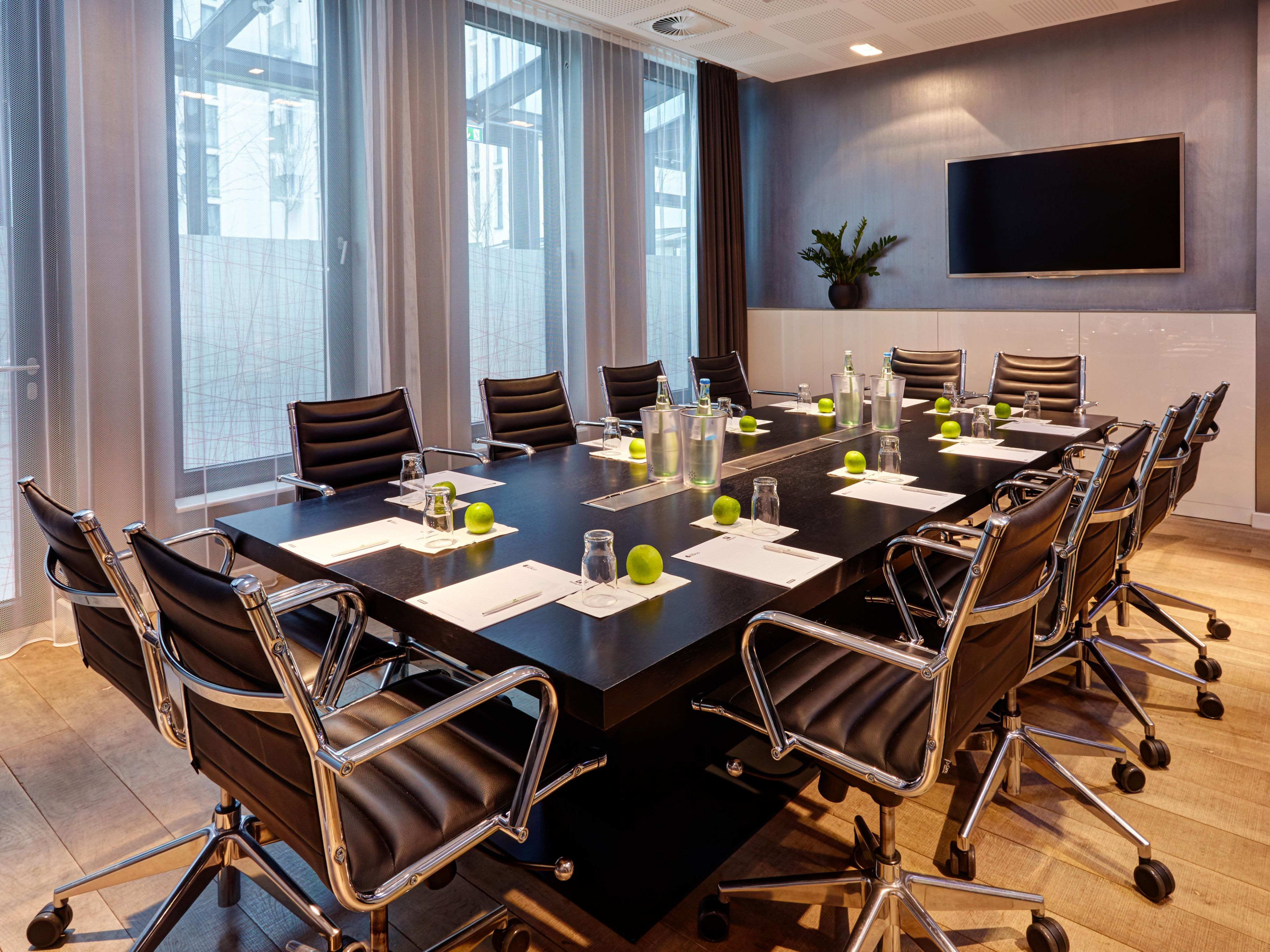 Book our Boardroom for your business conference