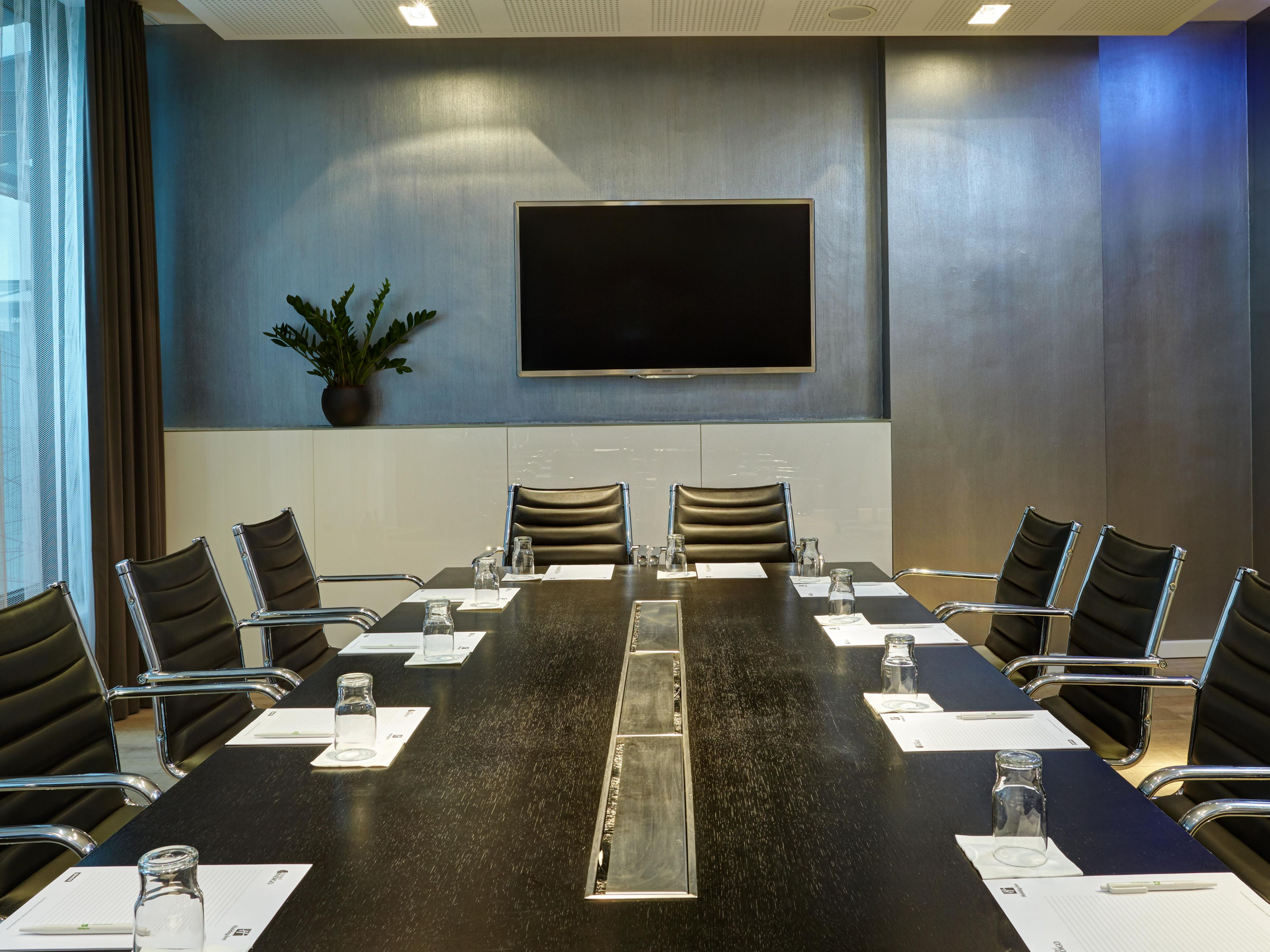 Well-appointed Boardroom