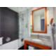 Salle de bains non-fumeur executive contemporaine