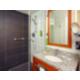 Praktisches Bad der Suite