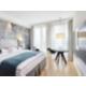 Modernes Executive-Zimmer mit Kingsize-Bett, Nichtraucher