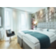 Comfortable Two Twin Standard Nonsmoking Guest Room