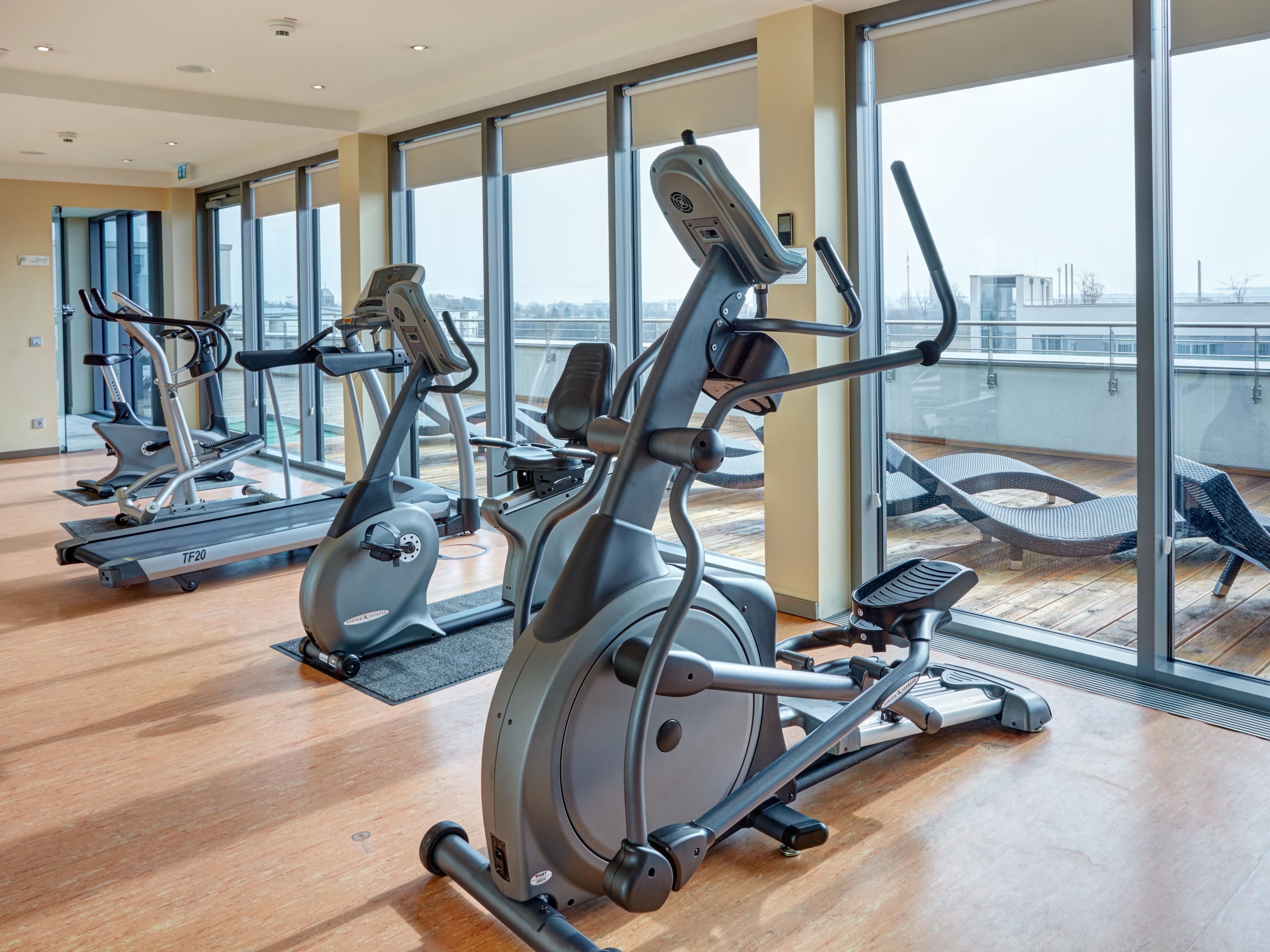 Stay in shape at our well-appointed Fitness Centre