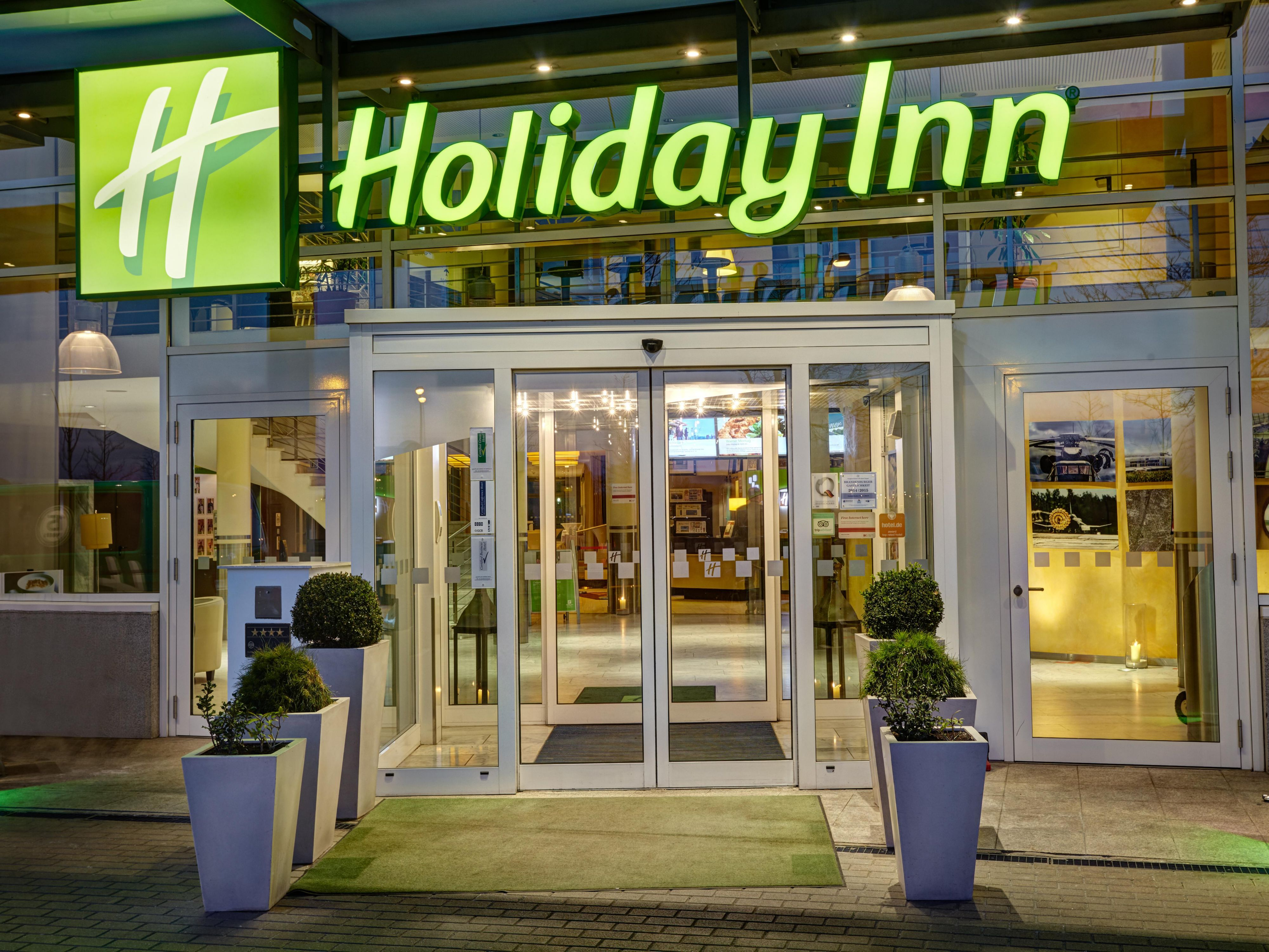 Welcome to Holiday Inn Berlin Airport Conf-Centre