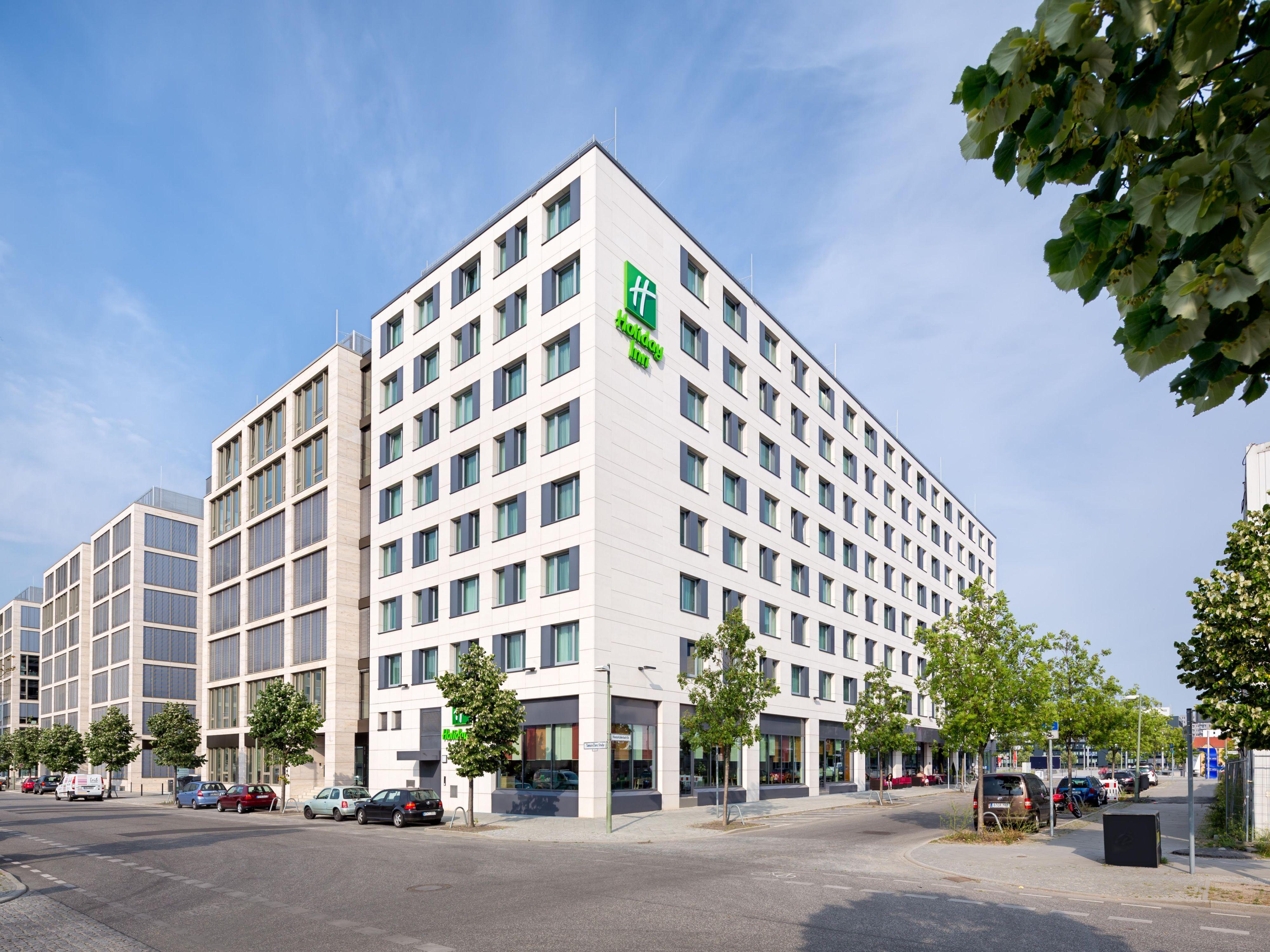 Holiday Inn Berlin City East Side Ihg Hotel