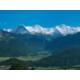 Eiger, Moench & Jungfrau Top of Europe
