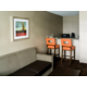 King Bed Suite Wet Bar Area