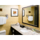 Granite Shower Guest Bathroom