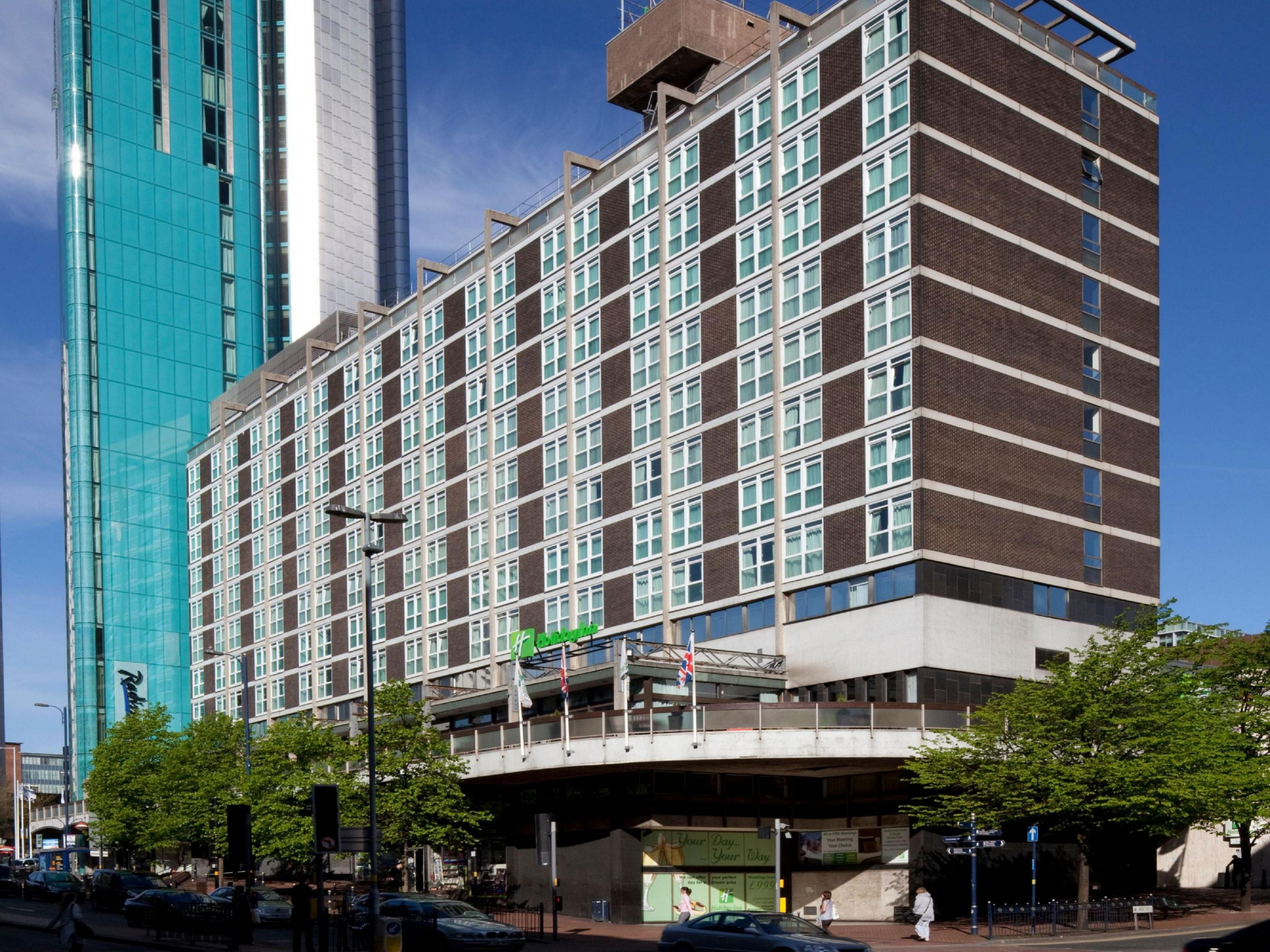 Welcome to the Holiday Inn Birmingham City Centre